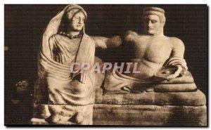 Old Postcard Firenze Museo archeologica