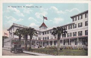 Florida Saint Augustine Saint George Hotel