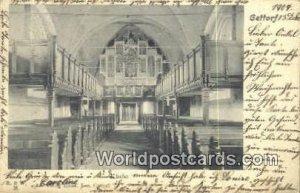 Kirche Gettorf Germany 1904
