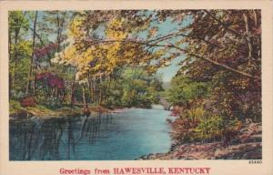 Kentucky Greetings From Hawesville