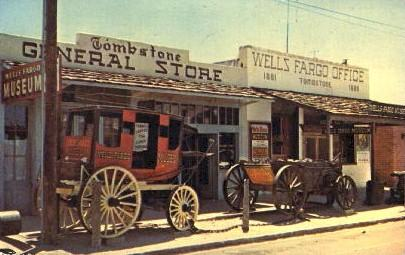 General Store Tombstone AZ 1965