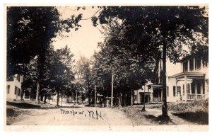 New Hampshire  Marlow Village