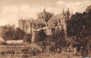 England Ripon Cathedral S.E. (North Yorkshire)