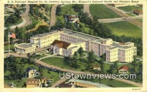 US Veterans' Hospital Excelsior Springs MO 1944