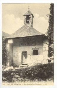 La Chapelle Saint-Aventin, Env. De Luchon (Haute-Garonne), France, 1900-1910s