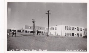 RP: Wesley Central High School , FILLMORE , Saskatchewan , Canada , 30-40s
