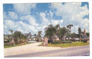 Chandlers' Rainbow Drive Motel,Auburndale,Florida,40-60s