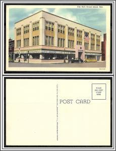 Nebraska Grand Island City Hall