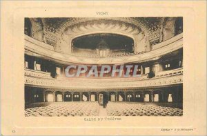 Postcard Vichy Old Hall Theater