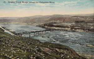 Oregon Trunk Bridge , Columbia River , 00-10s