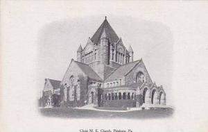 Christ M.E. Church, Pittsburg, Pennsylvania, 00-10s