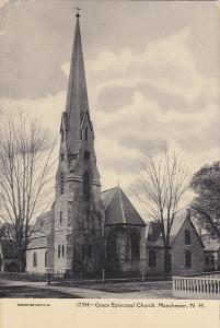 Grace Episcopal Church, Manchester, New Hampshire, 1907