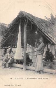 Gabon Lastoursville Mandji (Haut Ogooue) Cordier Adouma, Native People