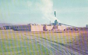Minnesota Cloquet Northwest Paper Company Mill 1957