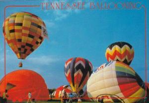 Tennessee Nashvilles The Volunteer State Ballooning