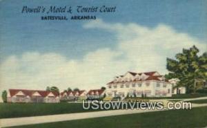 Powell's Motel & Tourist Court