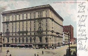 Claypool Hotel Indianapolis Indiana 1906