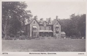 RP: CONISTON , England , 1926 ; Watershed Hotel