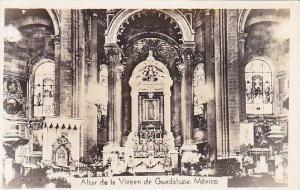RP, Altar De La Virgen De Guadalupe, Mexico, 1930-1940s