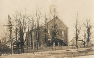 RP: NASHVILLE , Indiana , 1900-10s ; Court House ; C.R. CHILDS