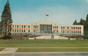 NEW WESTMINSTER , B.C., Canada , 40-60s; City Hall V-2