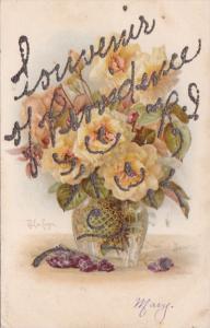 Rhode Island Souvenir From Providence