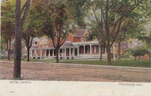 CHATHAM , Ontario , Canada , 1907 ; Hotel Sanita