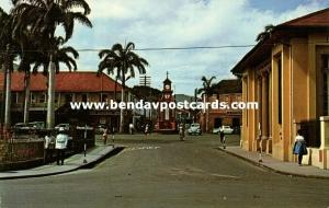 St. Kitts, B.W.I., BASSETERRE, The Circus, Car VW Beetle (1970s)