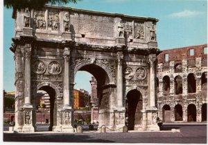 ROMA, ROME, Arco di Costantino, Arc of Constantine, unused Postcard