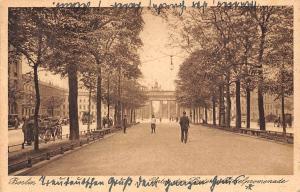 Berlin Promenade Auto Vintage Cars Voitures