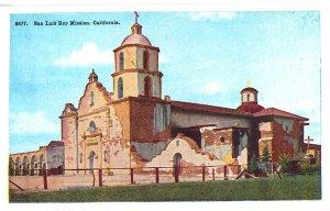 8617.  San Luis Rey Mission, California
