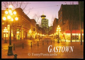 Gastown area - Vancouver