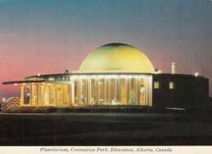 EDMONTON , Alberta , Canada , 1950-70s ; Planetarium