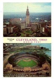 OH - Cleveland. Baseball Stadium