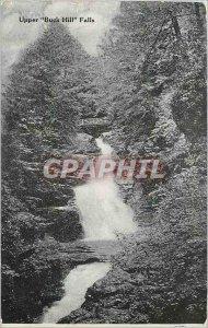 Old Postcard Upper Buck Hill Falls