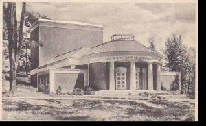 Massachusetts Amherst Kirby Memorial Theatre Amherst College Albertype