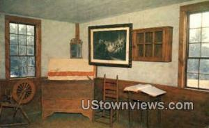 South Room Franklin NH 1957