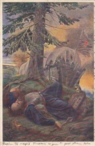 AS: Minerva, Praha, J. Fischer, Drunk man passed out, Wagon coach, gauntlet...