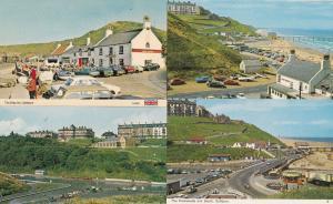 Saltburn Ship Inn Pub 4x 1970s Postcard s