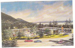 Maples Motor Lodge, North Vancouver, B.C., Canada, 1940-1960s