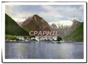 Postcard Modern Balholm Sogn