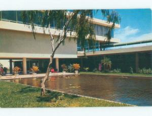 Pre-1980 POOL AREA AT AIRPORT San Juan Puerto Rico PR E3546