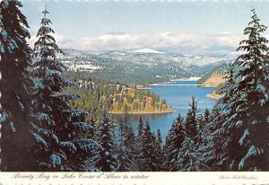 Beauty Bay, Lake Coeur d'Alene - Idaho