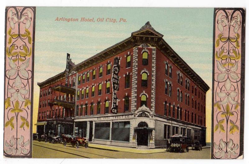 Arlington Hotel Oil City Pa