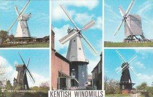 England Kentish Windmills Multi View
