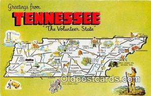 Tennessee, USA Postcards Post Cards Old Vintage Antique Tennessee, USA