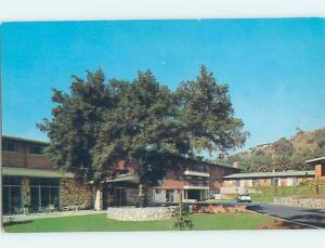 Unused Pre-1980 INN MOTEL Duarte - Los Angeles California CA c5657