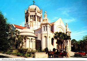 Florida St Augustine Memorial Church