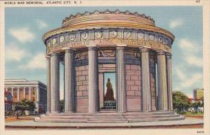 New Jersey Atlantic City World War Memorial