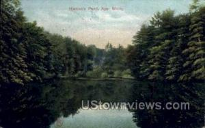 Harden's Pond Ayer MA 1909